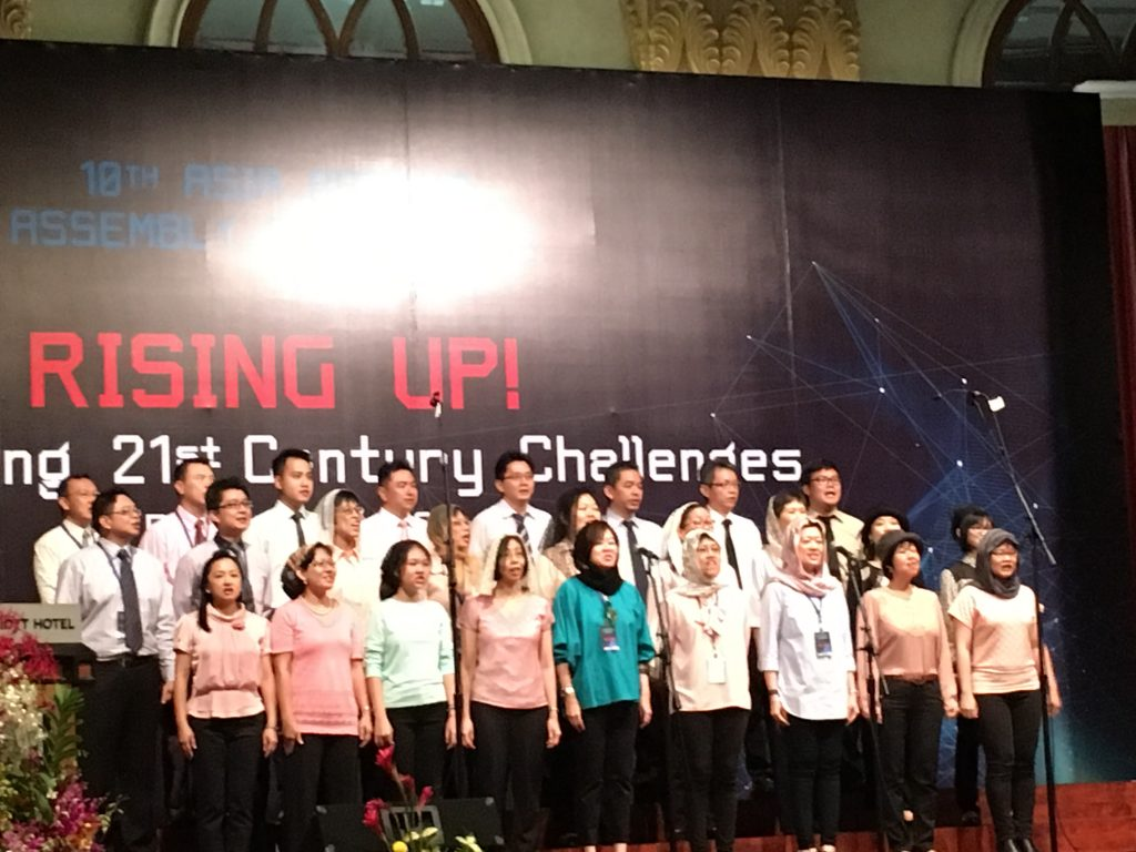 APAC-choir