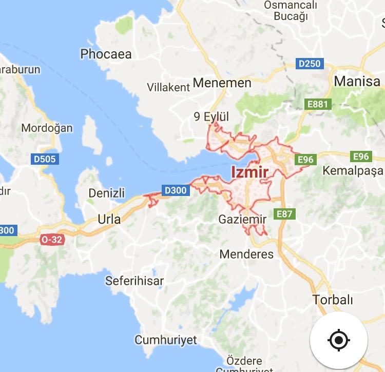 Izmir-modern-map