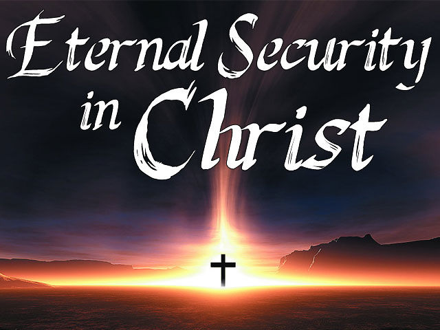 security-in-christ