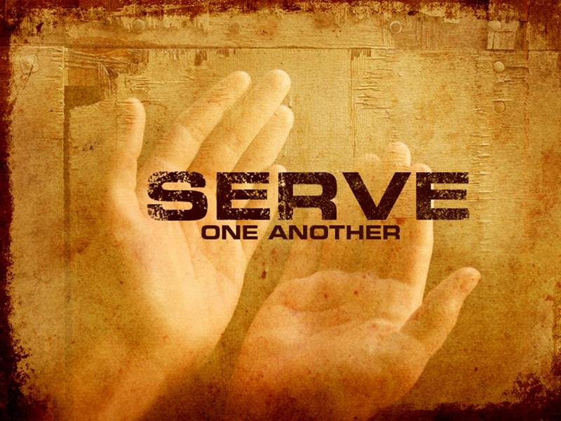 serve-one-another
